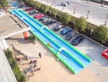 1000 ft slip n slide inflatable slide the city/custom slip n slide inflatable