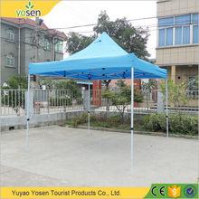 Customized large outdoor 10x15 foot folding gazebo