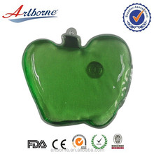 Promotion fruit shape health care product magic gel hand warmers