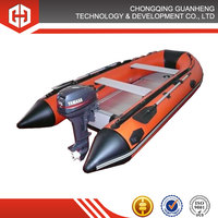Marine inflatable high speed rescue rubber boats