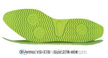 light Rubber outsole for football Shoes Sole