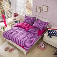 excellent 100% cotton wholesale luxury home commercial bed linen set european bedding set