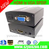 HDMI to VGA rca video converter