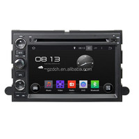 4.4.4 android car gps dvd for old Fusion Expedition Explorer Mustang 1024*600 quad core 1G+16 optional WS-8811