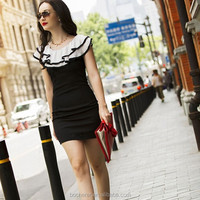 2014 New modern women mature ladies formal evening dresses