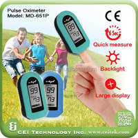 Best CE Approved digital pulso oximetro