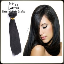 hot sale OEM service 8inch-34inch silk straight pussy with hair