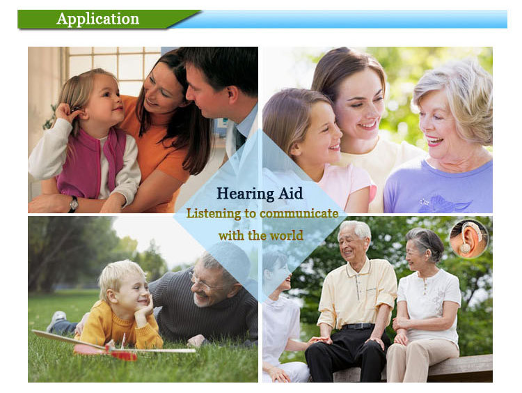 Digital BTE hearing aid for hearing loss about hearing aids for deaf (VHP-905)