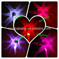 changing light color for christmas decorations inflatable star