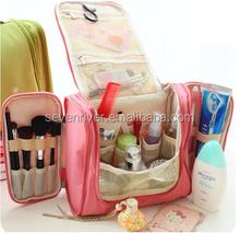 Large Travel Multifunctions Cosmetic Makeup Toiletry Purse /Waterproof Wash Organizer Storage Hanging Bag Wholesale