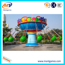 kids funfair rides equipment, all amusement rides Attractive Fruit flying chair for sale in best price