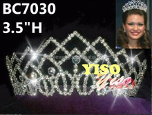 cheap beauty pageant crystal tiara