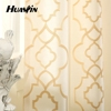 Polyester Curtain, eyelet curtains, 100% polyester faux silk curtains