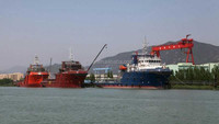 60.8m Anchor Handling Tug / Supply Vessel