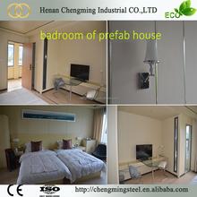 Fast Installation Commercial Anticorrosive Uae Dubai Labor/Slum Camp House