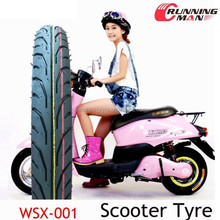 80/90-17 Made In China Wholesale Motorcycle Tires