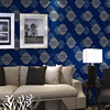 New popular beautiful deep embossed PVCwallpaper/ home wallpaper design