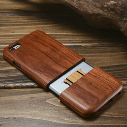 Luxury Wood Case for iPhone 6s Case, iCase for iPhone 6s Case Wood, Mobile Phone Case
