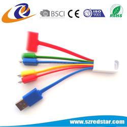 Bulk Buy from China Low Cooper Price per Meter Flat Mini USB Cable