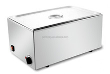 Electric fast food warmer W/GN 1/1 Food pan 8.5L and cover