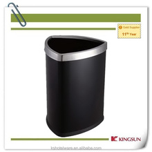 Leather Recycle Bin Color Code Without Cover for Room