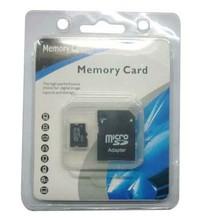 real capacity micro sd card 4gb , class6 4gb tf card,grade a mobile phone memory card