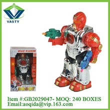 2015 New product battery operated toy robot