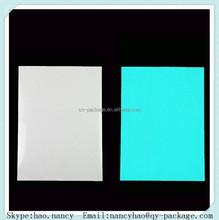 Glow In The Dark Tape,Photoluminescent Film,Glow in the dark sticker paper