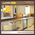 De calidad superior precortado granito encimeras de cocina/encimeras