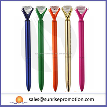Premium Promotional Gift Metal Crown Ball Pen