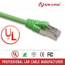 7*0.16mm Stranded Cat5e Patch Cable, 1M UTP CCA Cat5e Patch Leads