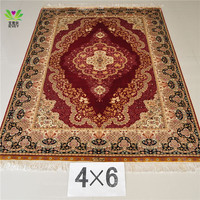 230Lines 4*6ft Aqua Antique Chinese Rugs (color can be adjust as your design)