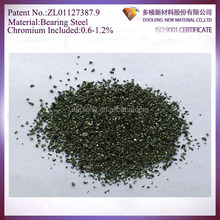 steel gravel and sand for stone cutting