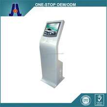 """19"""" nice slim touch kiosk design without keyboard/beautiful design touch screen kiosk (HJL-2016)"""