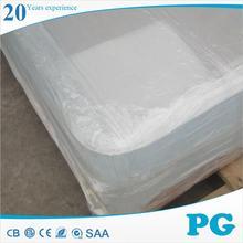 PG hot sale black pvc sheet