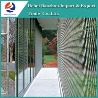 wire mesh light cover fenceing net iron wire mesh cage