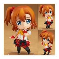 Wholesale 10cm PVC q version love live Kousaka Honoka Japanese cartoon characters 450#action figure