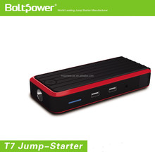 portable auto 12V car emergency battery jump starter