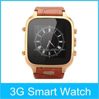 W9 Waterproof Intelligent 3G Bluetooth Smart Watch MTK6572 For Android 4.4 smartphone