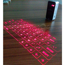 Newest Bluetooth virtual laser keyboard with mouse for smart phones and tablets