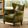 SF-4079 Luxury Sofa Chair Single Seater Italian Leather Chair