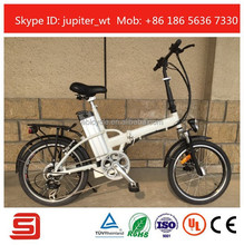 electric scooter folding with lithium battery JSE12