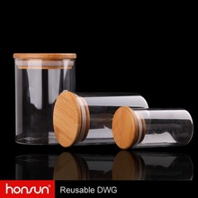 Great for tea, coffee, sugar, pasta, lentils, muesli, anything else that takes your fancy Borosilicate Glass Storage Jar