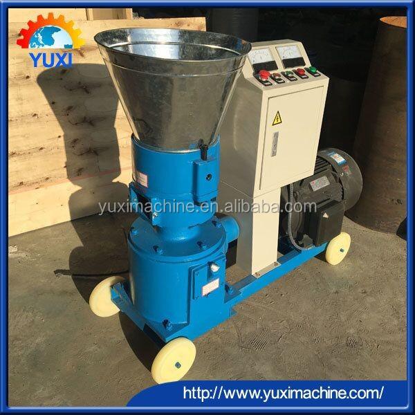 Machine A Granule De Bois - Balle de riz sciure matériel pour Granulés de bois Machine mini alimentation en granulés machine