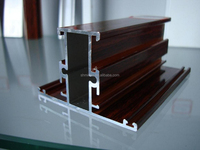 type of aluminium profile for windows supplier