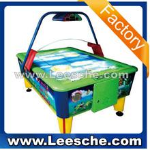 LSJQ-300 The best price Air Hockey kids arcade machine / New amusement park machine /Indoor coin operated game machine LB1211