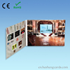 3 inch creative thinnest video greeting card/lcd video brochure /lcd video cards