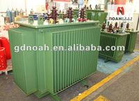 S11-400 smart wonder core Oil-immersed 11KV 400KVA transformer