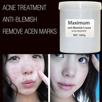 Wholesale 5 Plant Essences Contral Oil Acne Removing Cream for Men and Women