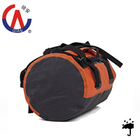 Factory wholesale Waterproof large capacity and fashionable waterproof Rolling duffle bag for women